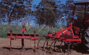 Chisel Ploughing
