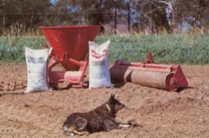 Fertilizer Application Spreading